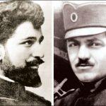 Синиша Стефановић, стрељан у Нишкој тврђави и капетан Јован Илић, стрељан у Нишкој тврђави 1917.