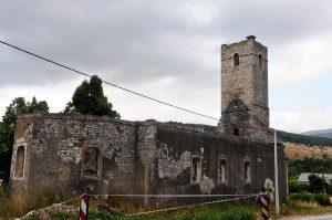 Кореница – Храм Св. Архангела Михаила и Гаврила
