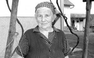 Slike iz logora prate me danju i noću - Anđelija Mačešić