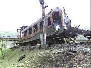 Годишњица бомбардовања жељзничког моста у Грделици (фото: http://sorabia.tripod.com/)