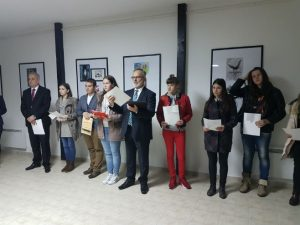 Изложба ученичких радова о страдању у Јасеновцу Фото: СРНА