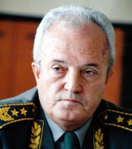 Јован Милановић, генерал у пензији