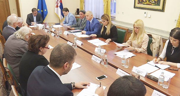 Канцеларија за сарадњу са медијима Фото: С. Миљевић