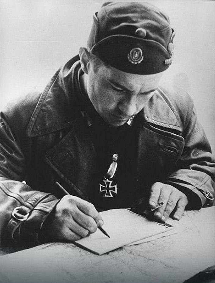 """Вјекослав """"Макс"""" Лубурић је био усташки официр и готово цео рат заповедник система концентрационих логора међу којима је највећи концентрациони логор Јасеновац. Јавни домен"""