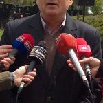 Предсједник градске Борачке организације Бијељина Миодраг Стевановић.