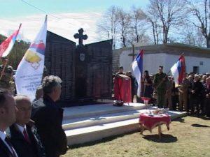 Невесиње - споменик Фото: РТРС