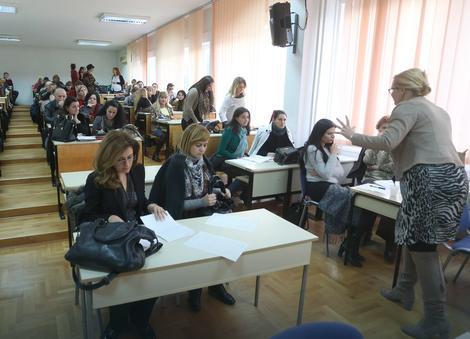 Квалитет предавања је неуједначен, тврде професори Фото: Синиша Пашалић / РАС Србија