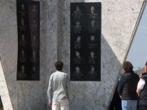 Споменик извиђачима 16. бригаде Фото: РТРС