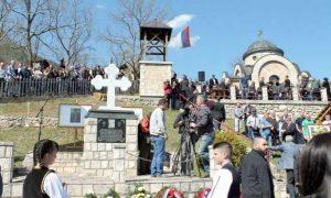 Одали пошту страдалима: Обележавање 75 година од масакра