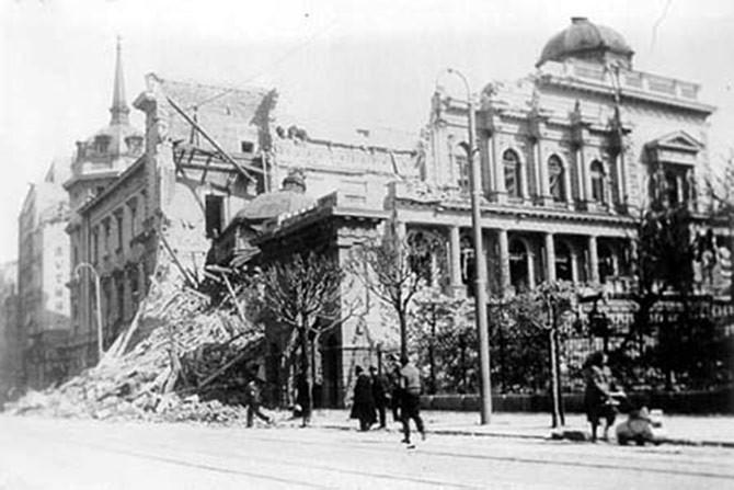 Beograd 6 aprila 1941. godine