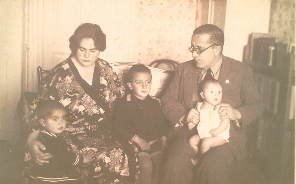 Породица у Билећи