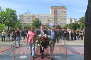 """Udruženje veterana """"Garda Panteri"""" iz Bijeljine obilježilo je danas 25 godina od osnivanja ove specijalne jedinice Vojske Republike Srpske čijih je 105 boraca položilo život za odbranu Srpske."""