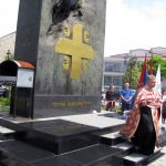 У Брчком је данас обиљежено 25 година од формирања Прве посавске бригаде Војске Републике Српске у чијим редовима се борило око 7.000 бораца, а 437 њених припадника дало је живот за одбрану Републике Српске.
