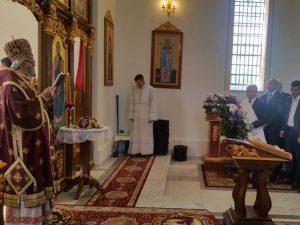 Црква у Доњем Јеловцу код Козарске Дубице Фото: СРНА