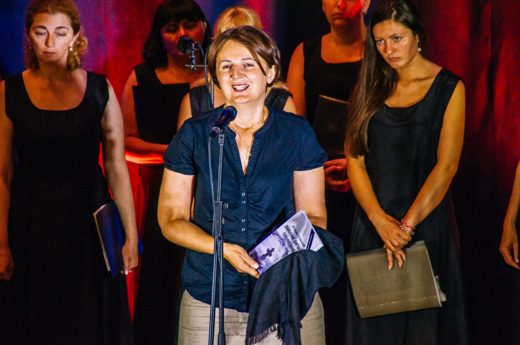 Милена Чанковић у Плашком 01. јула 2016.