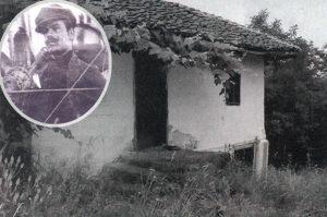 Михаило Петровић ушао у светску историју, Кућица пилота Петровића пропада, Фото Архив Живомира Радосављевића