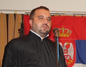 Парох коњички јереј Милан Бужанин