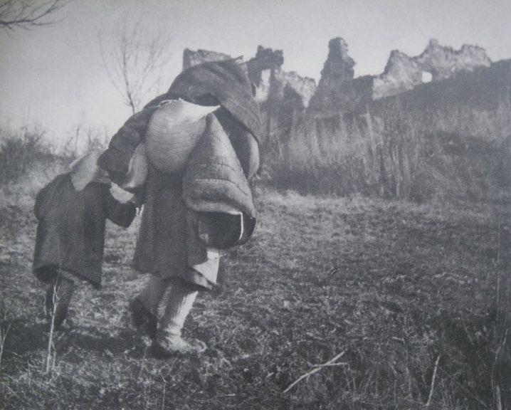 Milica Tepić, Knešpolje, januar 1944.