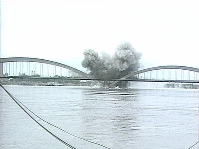 Годишњица НАТО бомбардовања Фото: РТРС