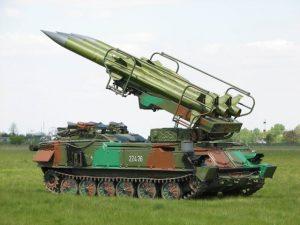 Ракетни систем ПВО КУБ-М