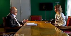 Интервју Драгане Игњић са Владаном Вукосављевићем