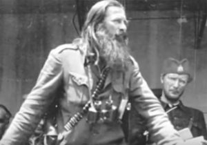 Никола Калабић за време рата