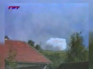 Посљедице бомбардовања Фото: РТРС