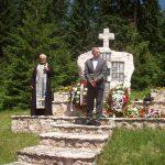 Служењем парастоса и полагањем цвијећа на мјесном спомен-обиљежју Блатине-Прибањ на Палама je данас одата почаст за 14 погинулих српских бораца у протеклом одбрамбено-отаџбинском рату