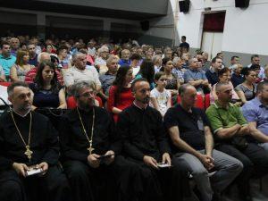 Добој: Промовисан ДВД о страдању ВозућанаФото: СРНА