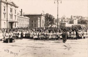 Слет у Београду 1930. године
