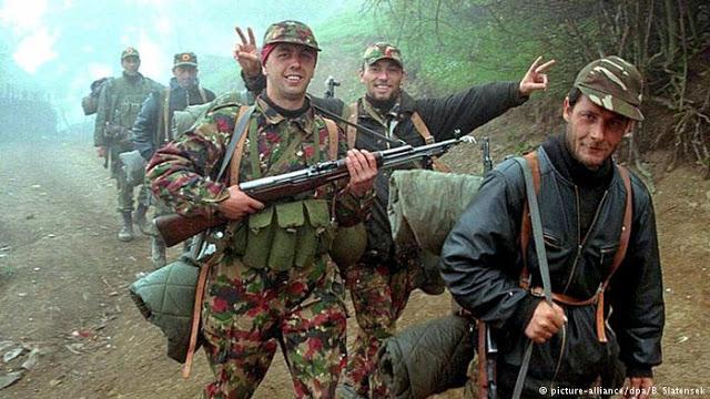 Немци нису сматрали да су терористи опасни...