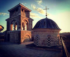 Hram Vaskrsenja Hristovog u Prebilovcima FOTO:Bojan Arbutina
