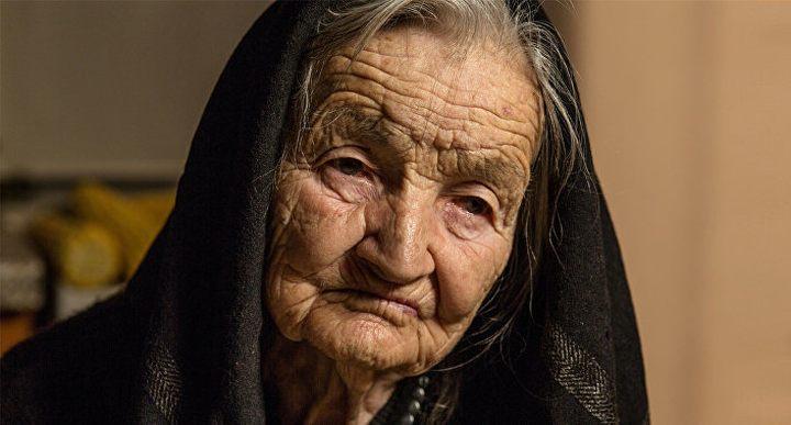 Цвијета Бабић из села у близини Козарске Дубице преживела је седам логора. Tроје њене деце је убијено. ФОТО: PRODUKCIJA TERIREM