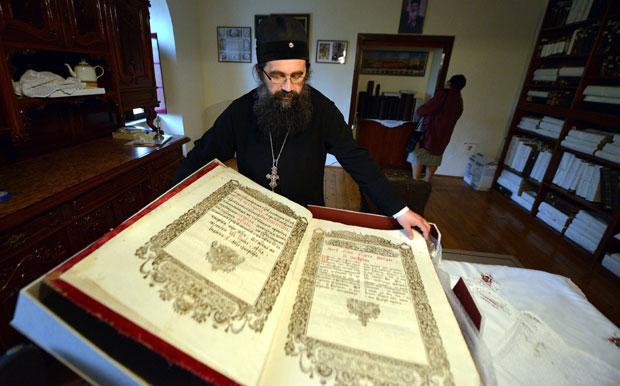 Манастир чува вредна духовна и културна сведочанства,фото Д.Дозет