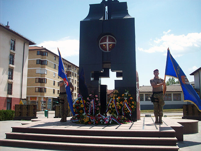 Пале - Централно спомен обиљежје Фото: СРНА