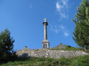 Споменик жртвама Добојског логора