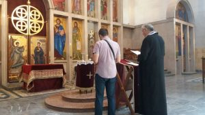 Београд - парастос страдалим Ливњацима