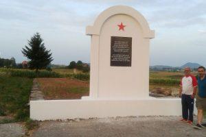 Фото: Facebook | Бошњаци обновили споменик српским жртвама усташких злочина