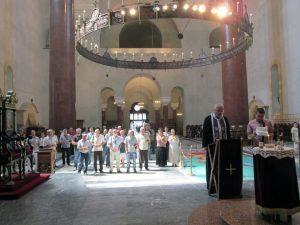 У цркви Светог Марка на београдском Ташмајдану данас је служен помен за више од 1.600 ливањских Срба, које су у љето 1941. године, а највише у данима око Огњене Марије, убиле усташе по бројним крашким јамама у том крају.