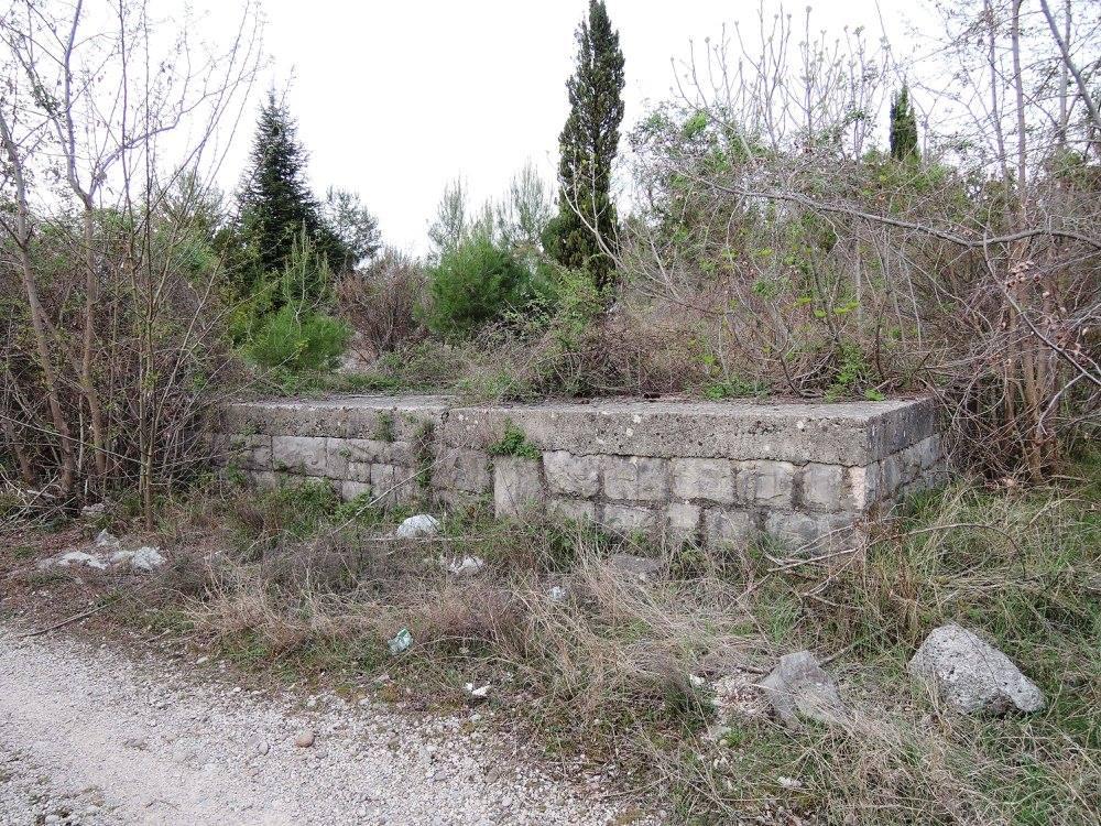 Остаци силоса у Тасовчићима после минирања 92