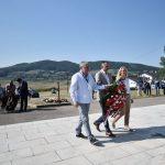 Градоначелник Бањалуке Игор Радојичић изјавио је данас да су у овогодишњем градском буџету обезбијеђена средства за санацију и комплетну реконструкцију споменика за 44 погинула борца Војске Републике Српске у Стричићима код Бањалуке.