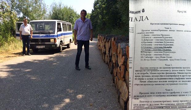 ОГОРЧЕНИ Горан Перовић (лево) не види излаз из тренутне ситуације