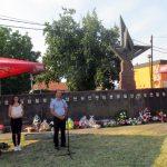Начелник општине Шамац Ђорђе Милићевић напоменуо је значај који су током рата имали Црквина, шамачка општина и народ, те да му је част да се данас поклони овим жртвама.