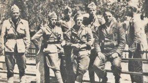 Sastav Šeste ličke divizije bio je skoro jednonacionalan