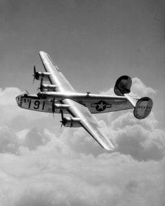 Бомбардер Б-24