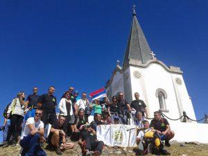 Фоча - планинари Фото: СРНА