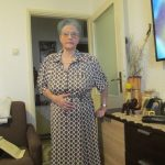 Осамдесеттрогодишња Ирена Проскауер, учитељица у пензији.