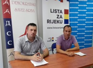Јовица Радмановић и Данко Шворинић