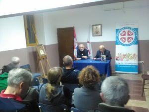 Београд - Међинародна комисија за утврђивање истине о Јасеновцу Фото: СРНА