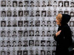 Нестали Срби са Космета Фото: АП